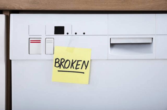 dishwasher repair image