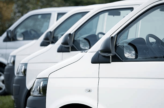 houston appliance repair vans
